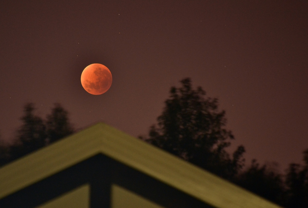 Solar eclipses or the blood moon is great to shoot. If you have the time or energy to stay awake the entire night, you can shoot every moon phase and add them in sequence afterwards, creating some interesting moon pictures.